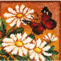 Купить набор ковровой вышивки в москве