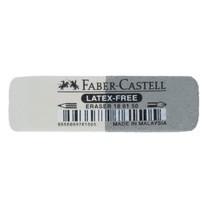 Ластик FACTIS мягкий из натурального каучука с цветным рисунком размер 39,5х23,5х9,2 мм