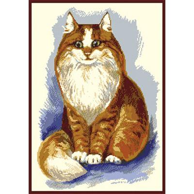 """А3 ДК-010 """"Рыжая кошка"""""""