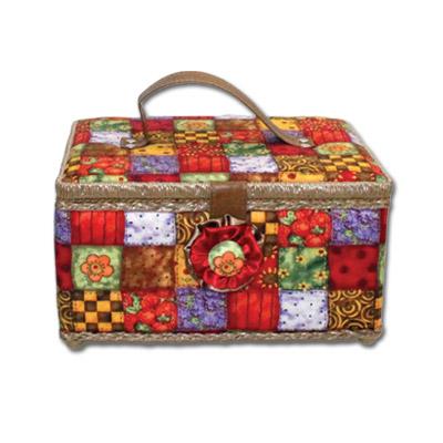 шкатулка для швейных принадлежностей купить в москве ткани