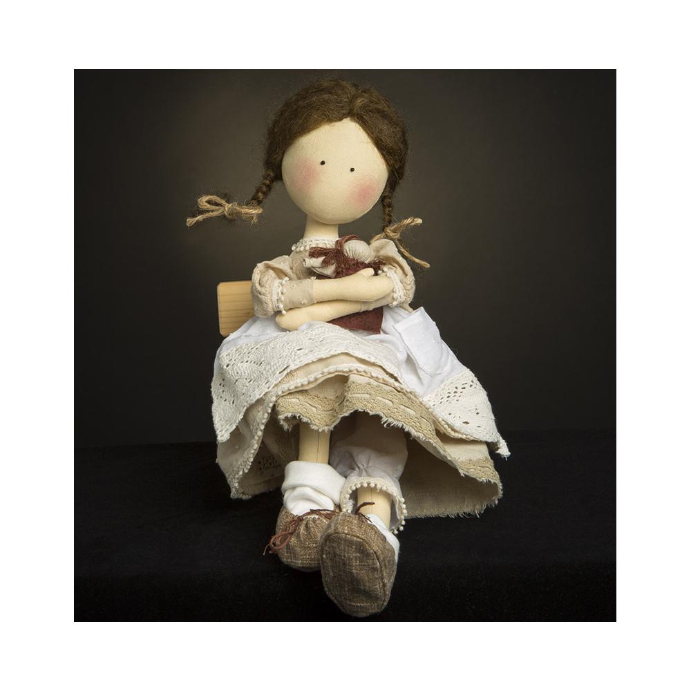 Материал для куклы своими руками 926