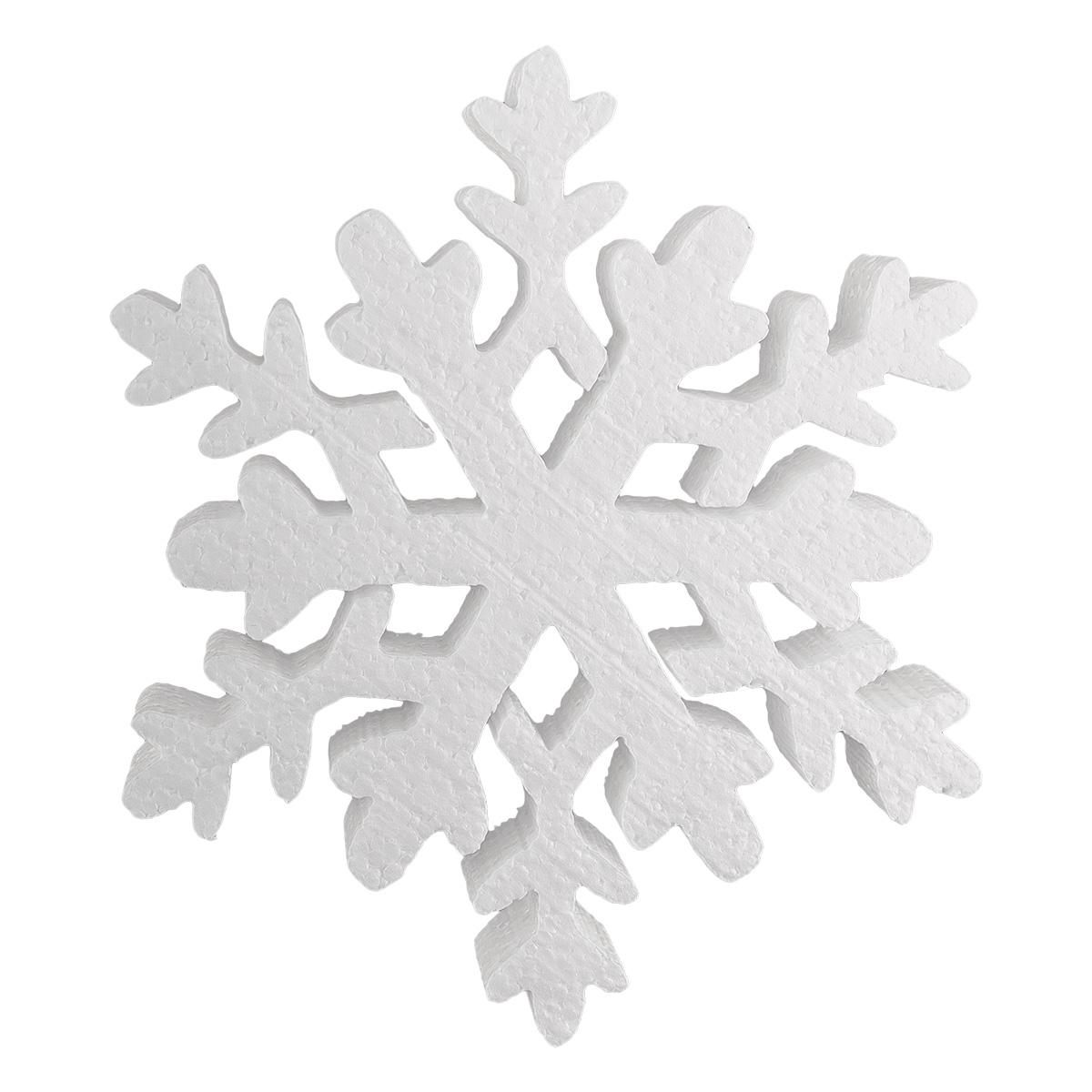 Снежинка рождественская звезда