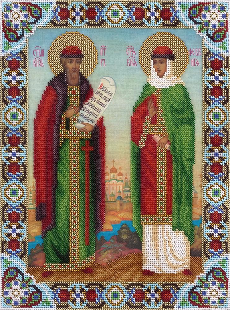 Вышивка бисером икон panna