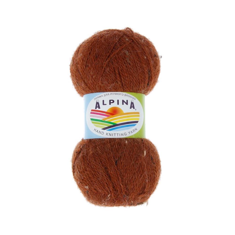 пряжа alpina alpaca tweed отзывы