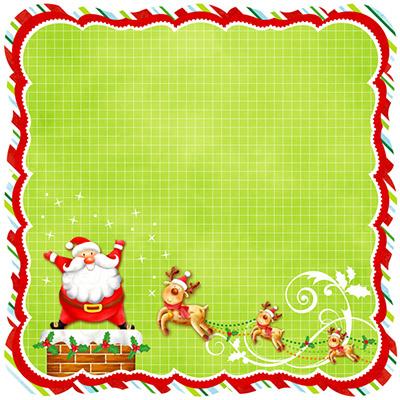 Картинки для скрапбукинга новый год мишки