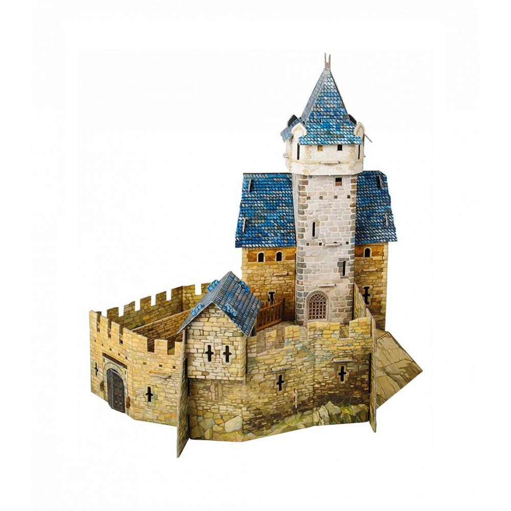Замок крепость своими руками 126