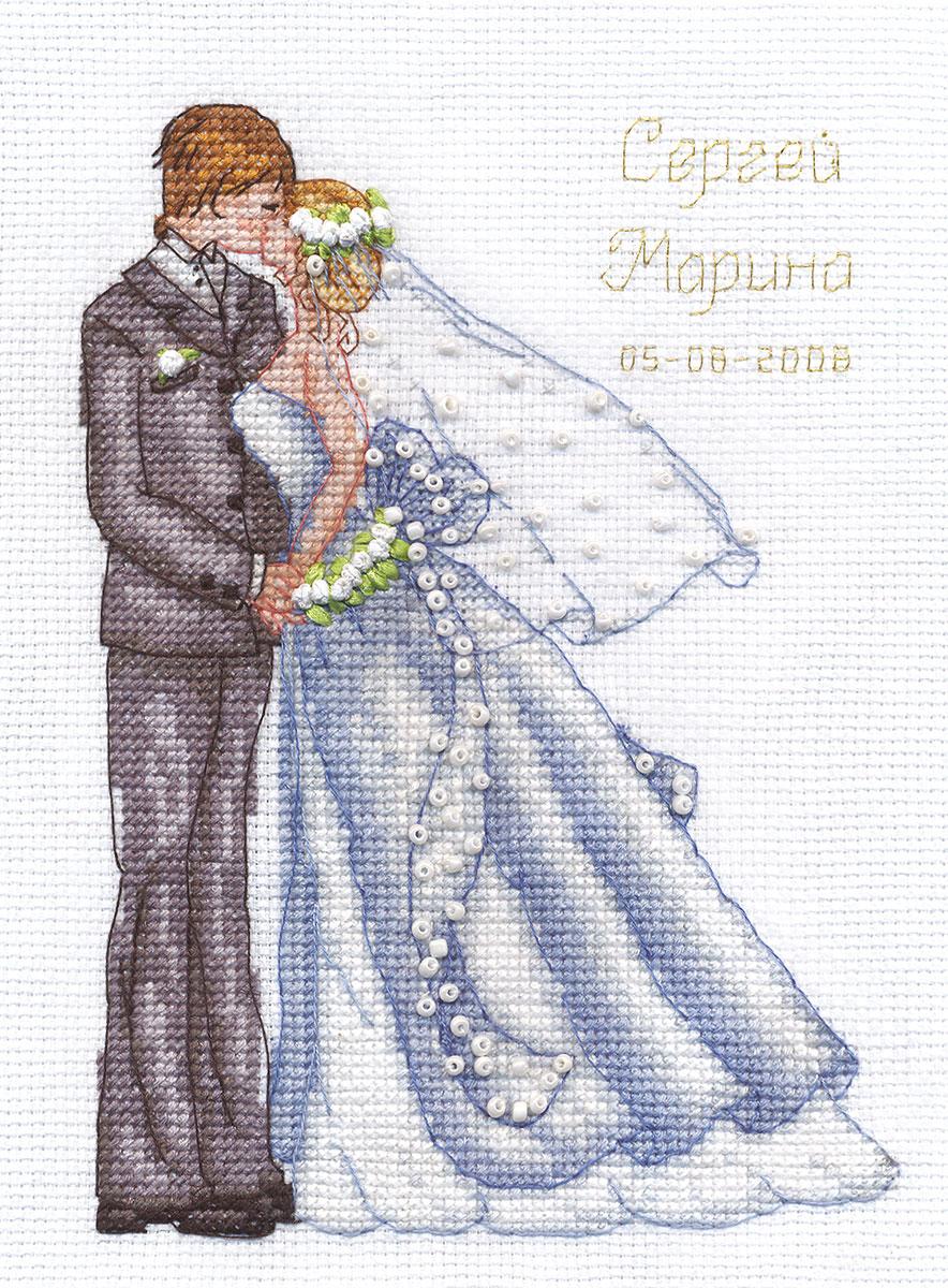 """Л-0982 """"Свадебный поцелуй"""""""