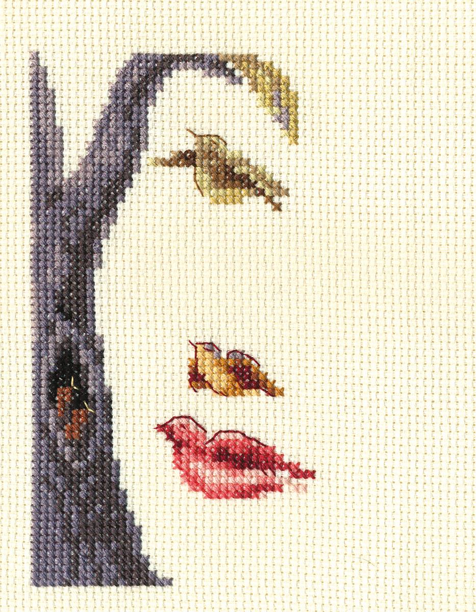 Вышивка крестом бесплатные схемы лицо
