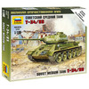 13976921182 6160 Советский танк Т-34/85 1/100