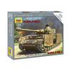 13976921182 Немецкий средний танк Т-4 H 1/100