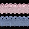 """Шитье """"Gamma"""" цветное 895 25 мм голубой"""