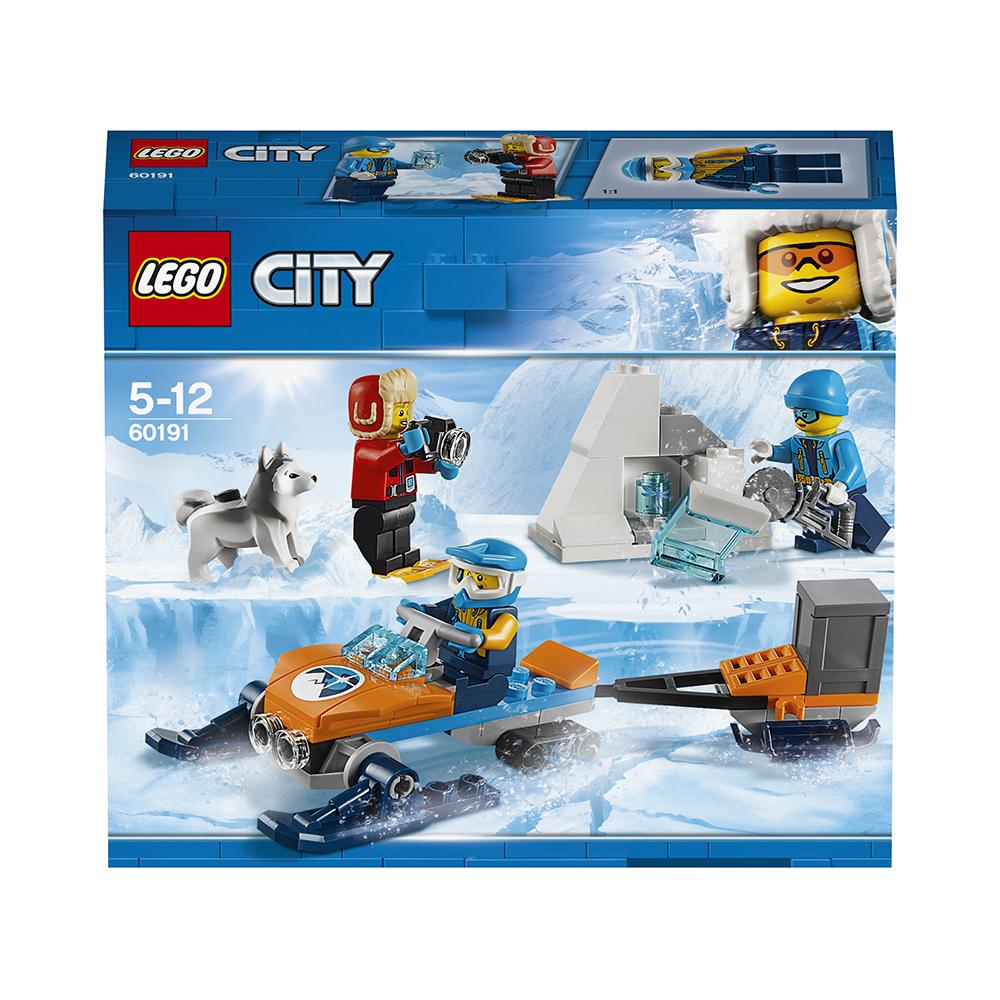 """""""LEGO"""" Конструктор """"CITY"""" Полярные исследователи 70 ..."""