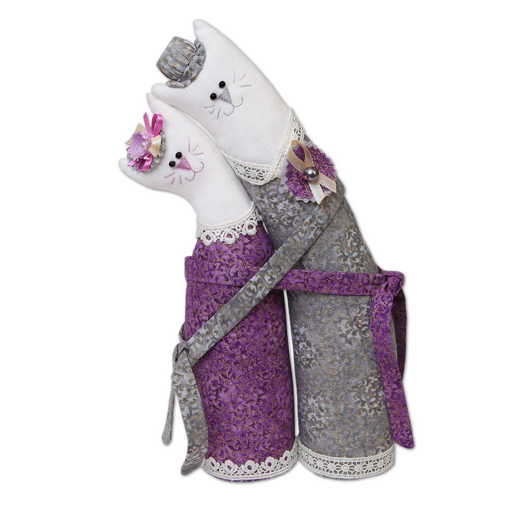 Мягкие игрушки коты обнимашки