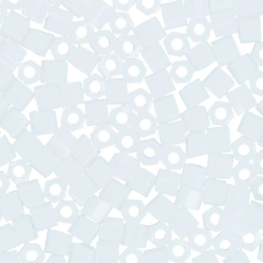 (НЕТ В НАЛИЧИИ) Бисер Япония 'TOHO' 11/0 HEXAGON №2 2.2 мм 5 х 5 г