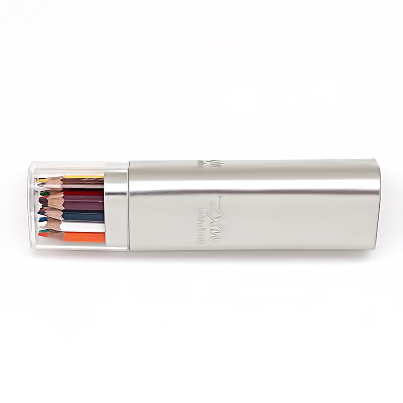 """""""Sakura"""" Набор цветных карандашей 18 цв. 6535M18 в треугольном пенале купить за 680,00 руб. в интернет-магазине Леонардо"""