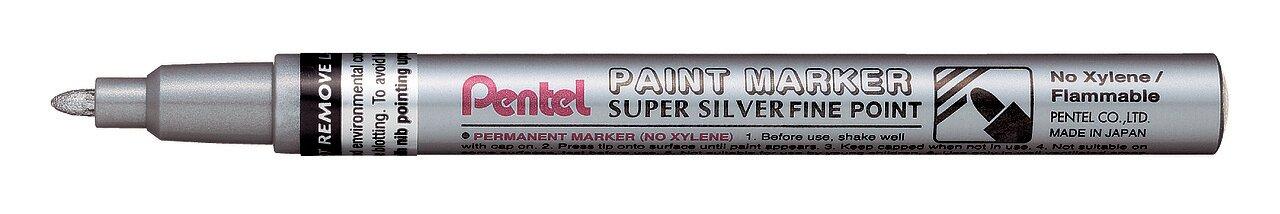 Маркер pentel перманентный paint