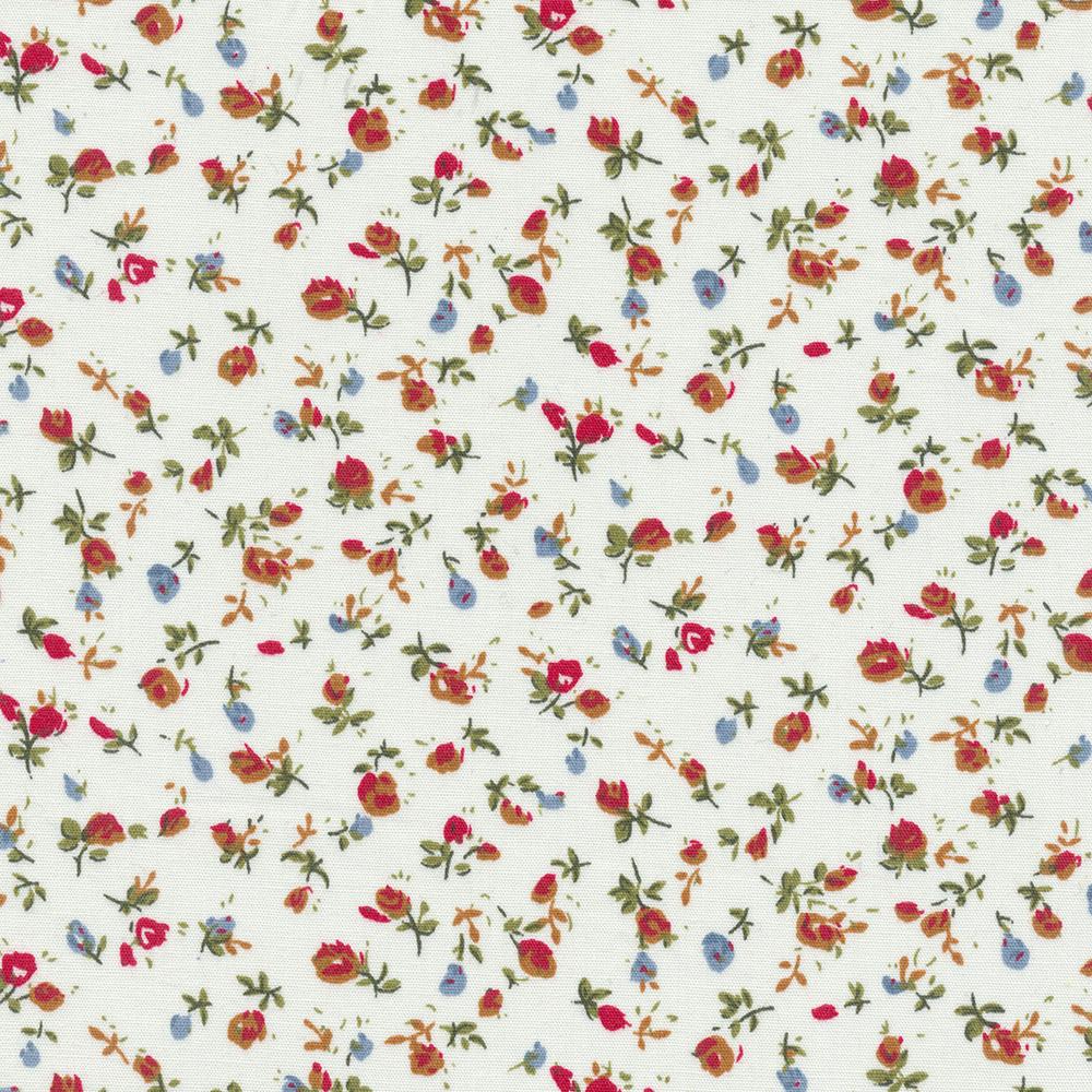 Фон в мелкий цветочек