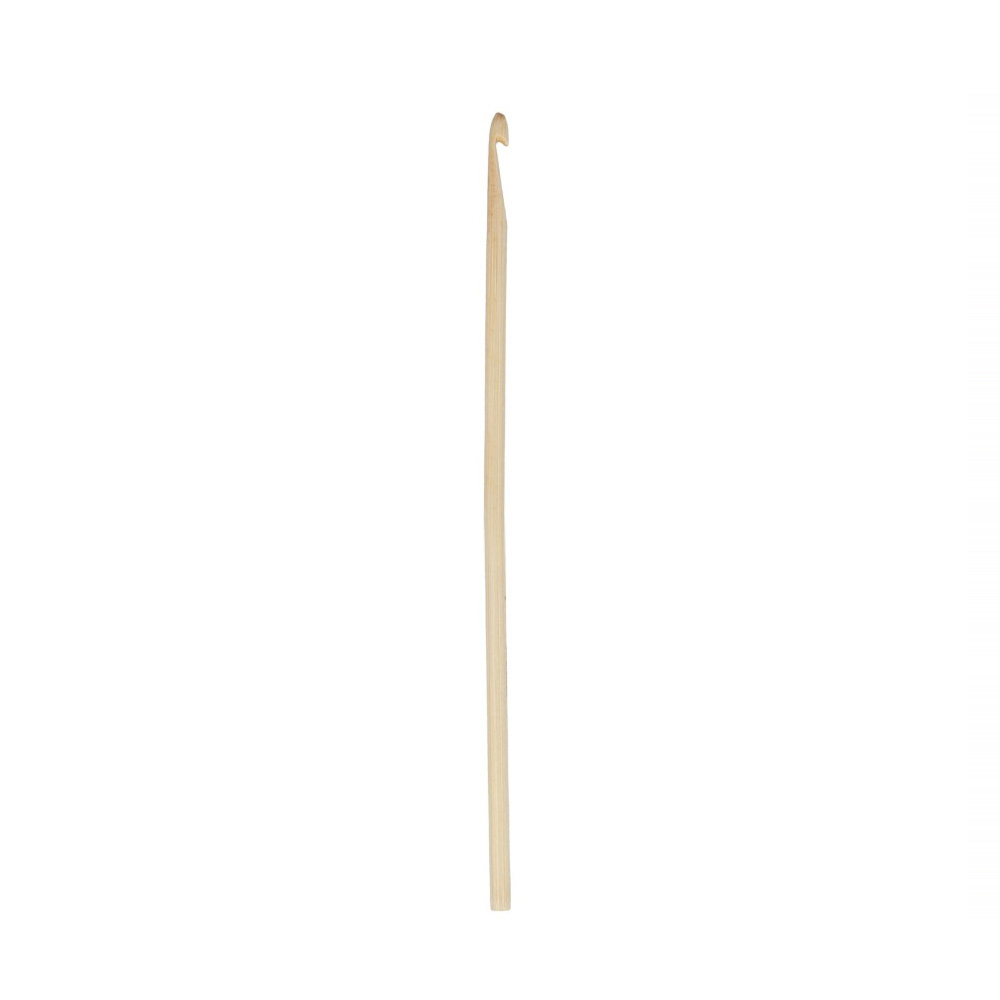 для вязания Gamma крючки Chb бамбук D 30 мм 15 см в чехле