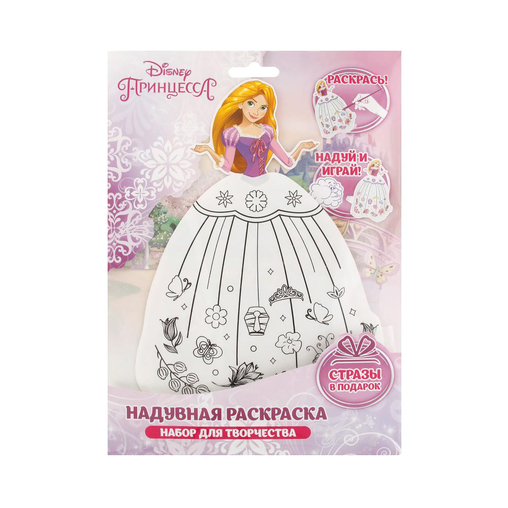 """Disney"" Кукла-раскраска надувная ""Принцессы Дисней ..."