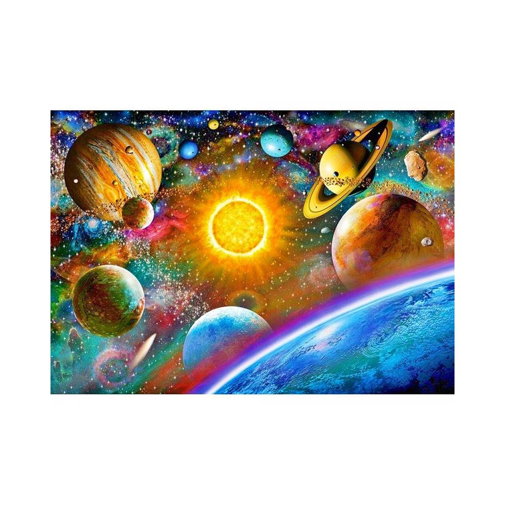 Картинки космоса пазлы